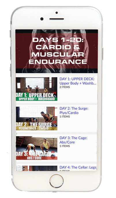 Rippedism | Workouts That Get You Ripped | 60 Day Program
