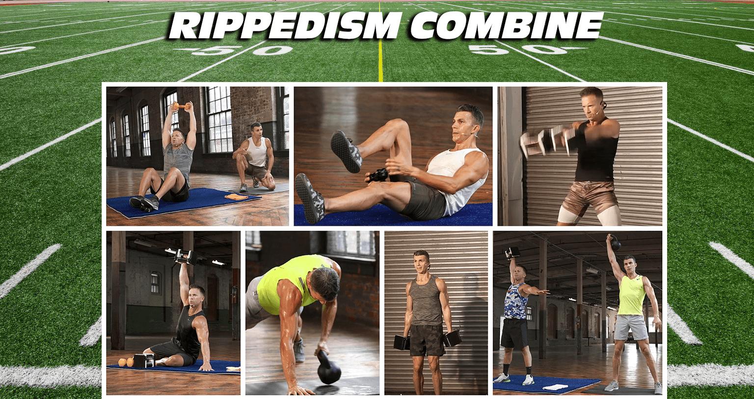 Rippedism Combine Workout Program